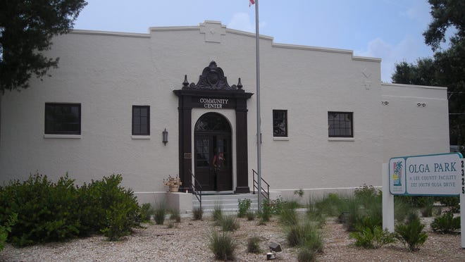 The historic Olga Community Center is now home to the Victor Yingst Memorial Library.