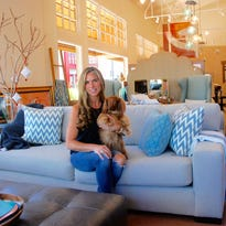 +Olive offers sustainable home furnishings