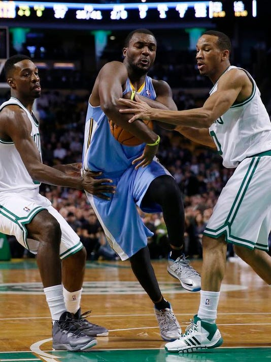 Nuggets Celtics Basketball