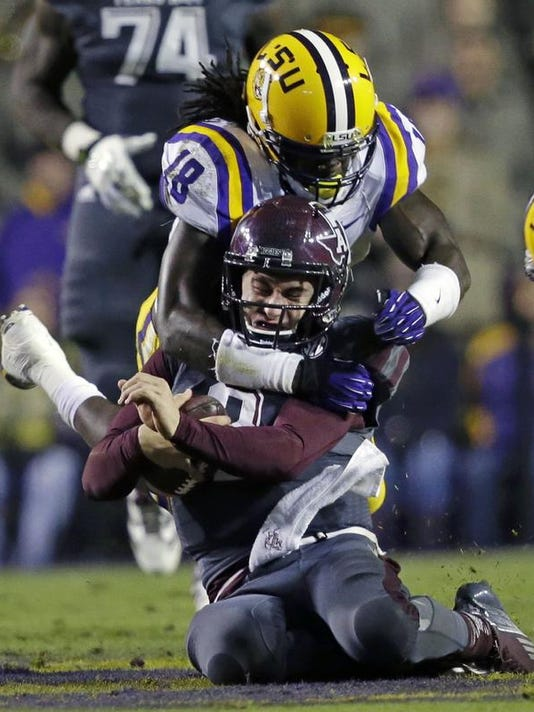 LSU action photo