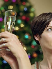 Keep a couple of bottles of sparkling wines or Champagne