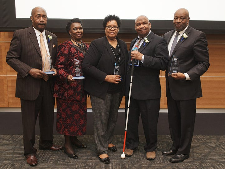 The unsung community heroes honored at MTSU's 2018