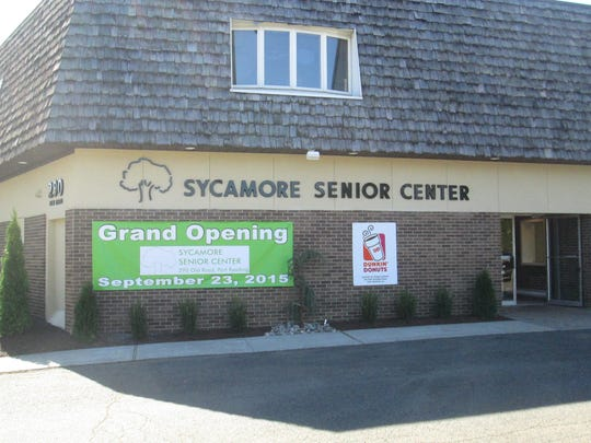 The Sycamore Senior Center in Port Reading, which the new Red Oak senior living facility where will be near once completed.