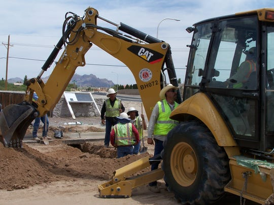 Underground utility projects involving gas, water,