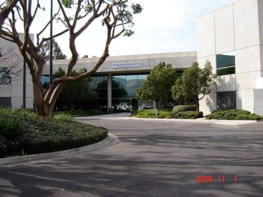 Ventura Unified School District headquarters.
