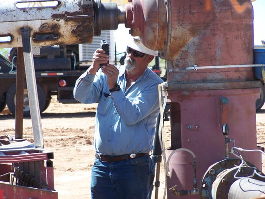 We all share the costs of drilling water wells, producing