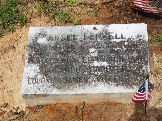 orth Carolina native Ansel Ferrell fought in several