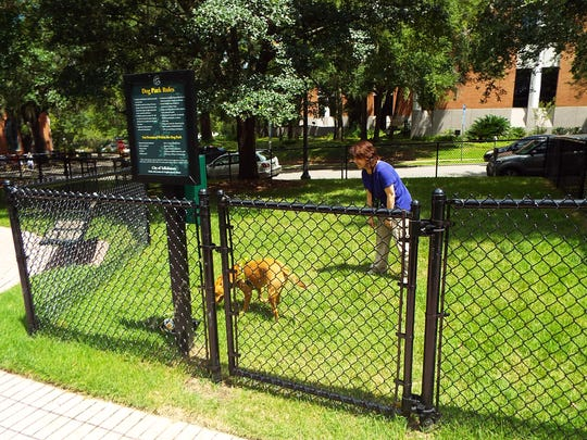 New Dog Park A Reminder Of E Peck Greene S Contributions