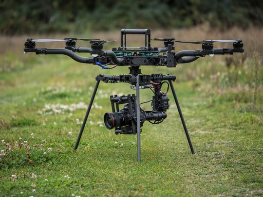 The Association of Unmanned Vehicle Systems is starting