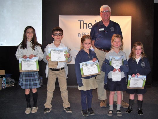 Imago Dei Academy had five students qualify for the
