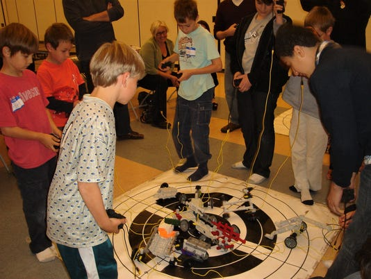 Robotics Computer Coding Summer Camps Offered