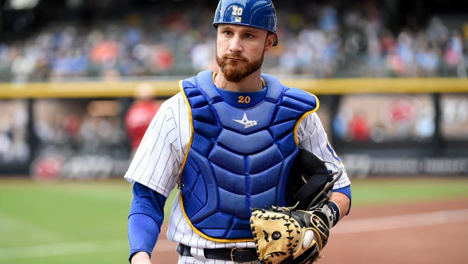Former Ragin' Cajuns catcher Jonathan Lucroy has been traded to the Colorado Rockies from the Rangers.