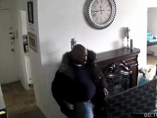 Southfield Police are searching for this man who broke