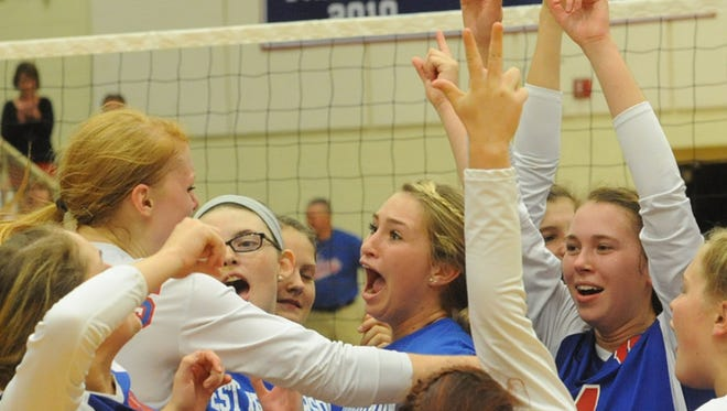 West Henderson is among the area teams who will be involved in a big volleyball jamboree next month at the Xcel Sportsplex.