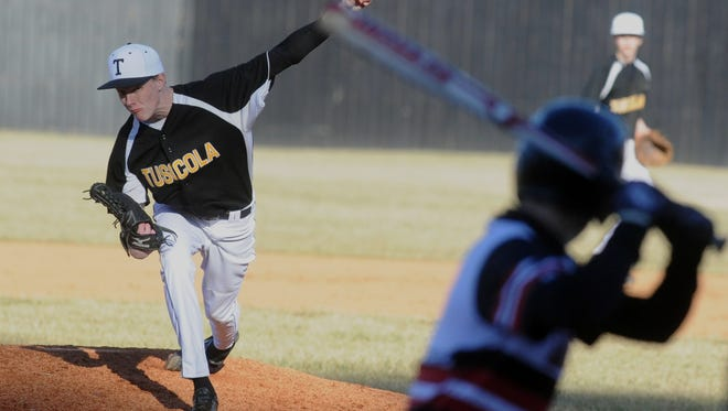 Tuscola's youth baseball camp will be held next month in Waynesville.