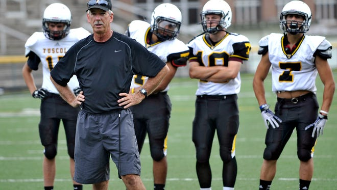 Tuscola and first-year coach Tommy Pursley are 3-3 after Friday's home win over Brevard.