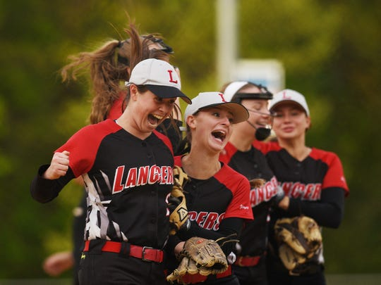 The Lakeland softball team earned the fifth seed in North 1 Group 2 and hosts No. 12 Hawthorne in Thursday's opening round.