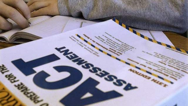Rutherford County students registered for the Dec. 13 ACT exam can resgiter for free test prep.