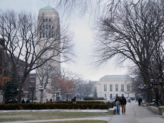 The University of Michigan moved to Ann Arbor in 1837.