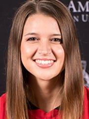 Mid-America Christian basketball player Jennah Coffman