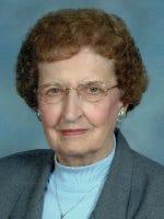 Delphine Vander Hamm, 95