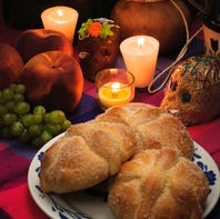 Day of the Dead recipe: Pan de Muerto (bread of the dead)