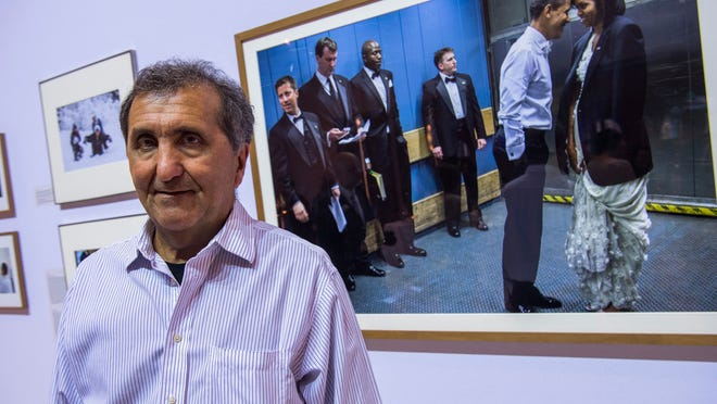 """Former White House photographer and South Dartmouth native Pete Souza is the subject of the documentary, """"The Way I See It,"""" airing at 10 p.m. Oct. 16 on MSNBC."""