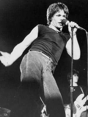 Johnny Cougar (now Mellencamp) makes his official world debut in Seymour in October 1976.
