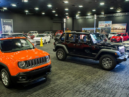 Delaware Auto Show In Wilmington Features Vehicle Models - Wilmington car show