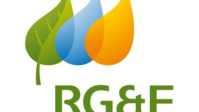 RG&E logo