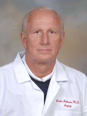 Dr. Lester W. Johnson