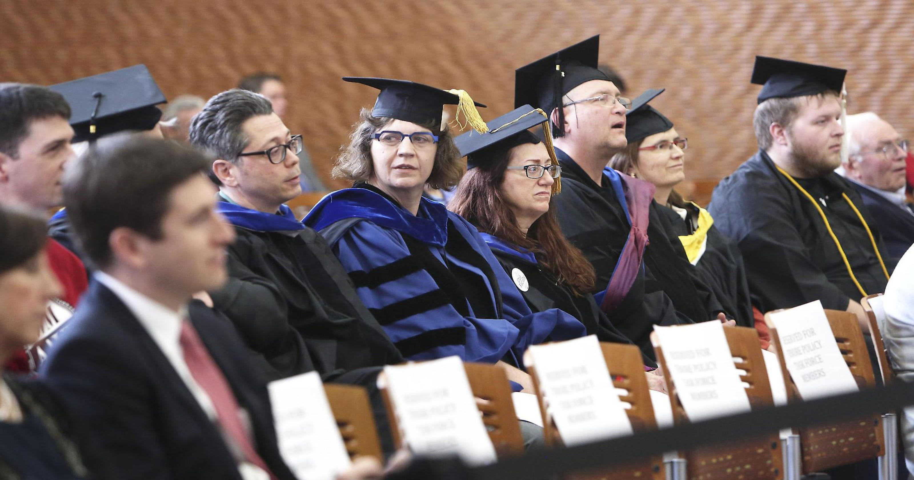 UW Regents OK new tenure policy after tense session