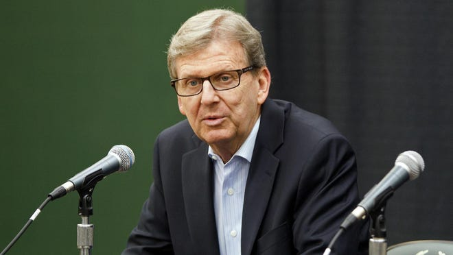 John Hammond took over as the Bucks' general manager in 2008 and was named the NBA Executive of the Year in 2010.
