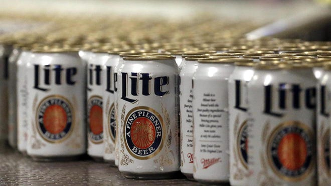 Miller Lite has overtaken Budweiser as the third-best selling beer in the United States, according to Beer Marketer's Insights.