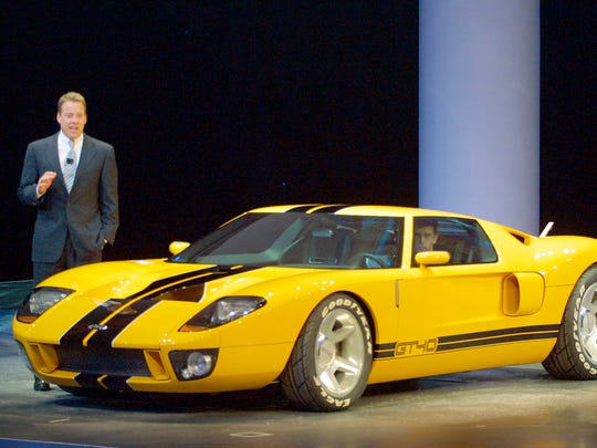 William Clay Ford Jr., Chairman and CEO of Ford Motor