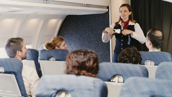 Should you tip a flight attendant?