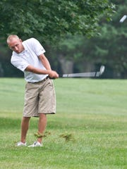 Matt Thompson is the new golf pro at Marshall Country