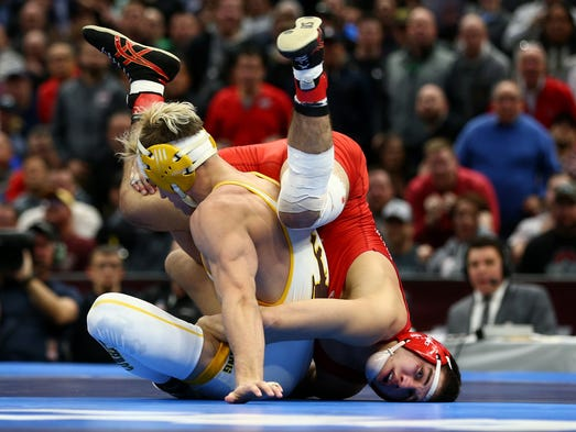 Cornell wrestling: 5 questions with returning NCAA