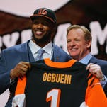 Beyond the Stripes Pre-Draft Special with Cedric Ogbuehi