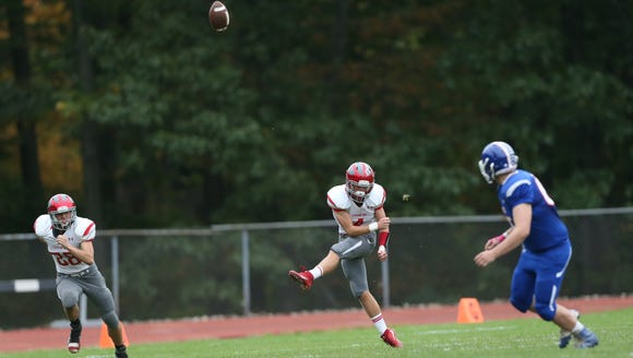 Tappan Zee defeats Pearl River 35-13 in the Class A