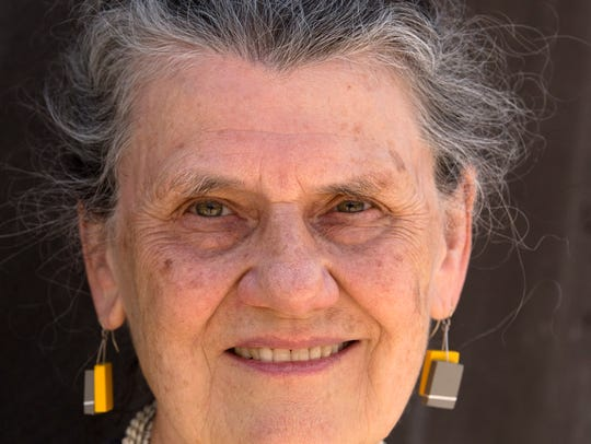 Lynda Tredway, 70, Washington, D.C.