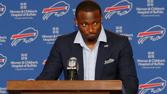 The Bills acquired LeSean McCoy from the Eagles following the 2014 season.