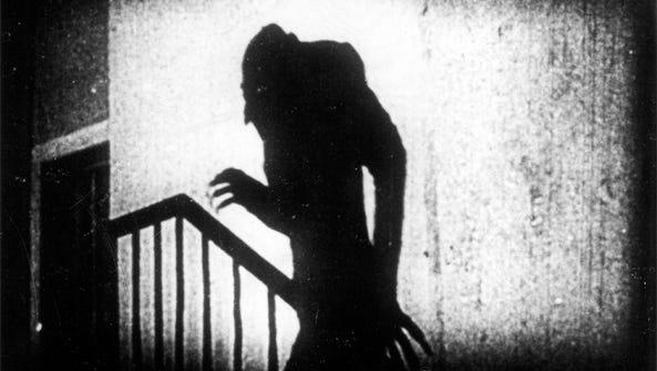 """F.W. Murnau's silent vampire classic """"Nosferatu"""" will"""