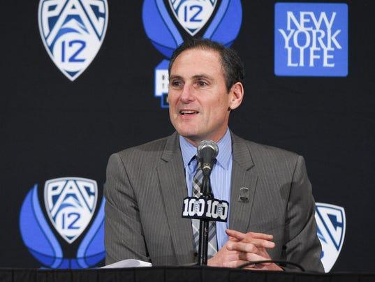 USP NCAA BASKETBALL: PAC-12 CONFERENCE TOURNAMENT- S BKC USA NV