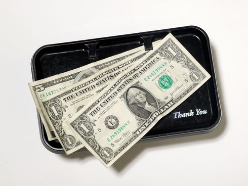 A little cash for incidentals and tipping is important for any destination.