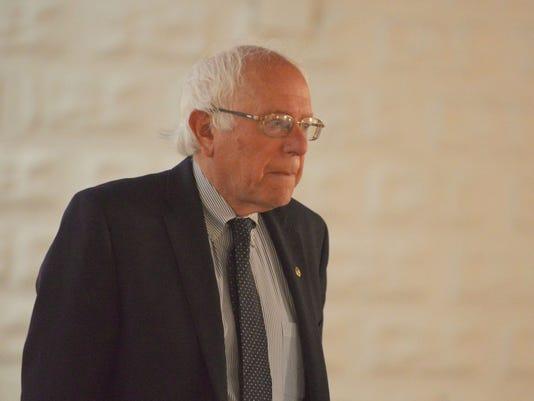 2016 June 12 Bernie Sanders 1