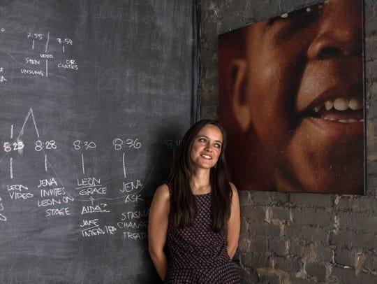 Jena Lee Nardella, co-founder of Blood:Water, has written