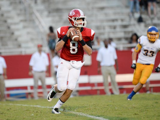 HIGH SCHOOL FOOTBALL: Fort Mill at Greenville