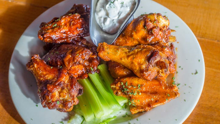 Where to find winning wings this Super Bowl weekend