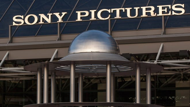 This Dec. 19, 2014 file photo shows an exterior view of the Sony Pictures Plaza building in Culver City, Calif. The cyber attack against the company has been attributed to North Korea.